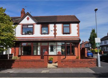 Thumbnail 4 bed semi-detached house for sale in Wainwright Avenue, Manchester
