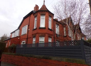 Thumbnail 3 bed flat for sale in Alma Road, Aigburth, Liverpool, Merseyside