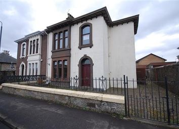 Thumbnail 2 bed semi-detached house for sale in James Street, Dalry