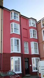 Thumbnail 1 bed flat to rent in Marine Terrace, Aberystwyth