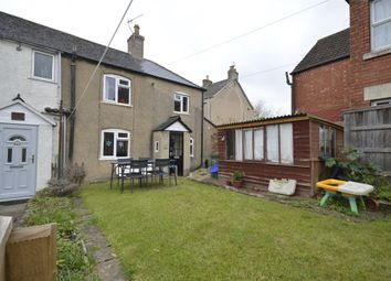 Thumbnail 2 bed end terrace house to rent in Paganhill, Stroud, Gloucestershire