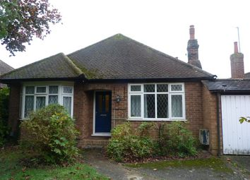 Thumbnail 3 bed bungalow for sale in Manor Road, Barton Le Clay