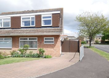 Thumbnail 3 bed semi-detached house for sale in Eastbourne Avenue, Stevenage