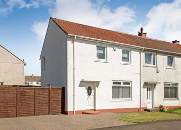 Thumbnail 2 bed end terrace house for sale in Calgary Park, Westwood, East Kilbride