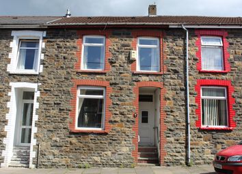 Thumbnail 3 bed terraced house to rent in Church Street, Tonypandy