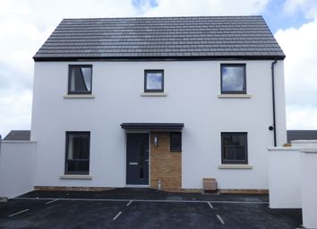 Thumbnail 3 bed detached house for sale in Stock Park, Okehampton