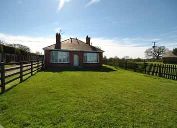 Thumbnail 2 bed detached bungalow to rent in The Chequer, Bronington, Whitchurch, Shropshire