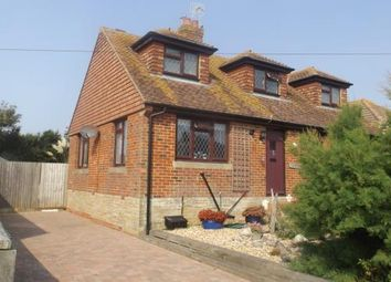 Thumbnail 4 bed detached house for sale in Piddinghoe Avenue, Peacehaven, Brighton, East Sussex