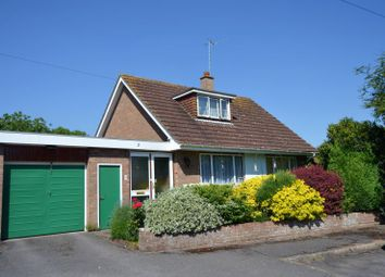 Thumbnail 3 bed detached house for sale in Marks Close, Ruishton, Taunton, Somerset