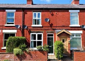 Thumbnail 2 bed terraced house to rent in Knutsford Road, Alderley Edge