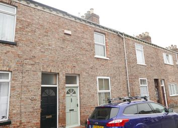 Thumbnail 2 bedroom terraced house to rent in Milner Street, York, North Yorkshire