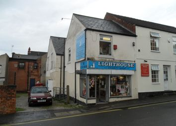 Thumbnail Retail premises for sale in Eyre Street, Clay Cross, Chesterfield