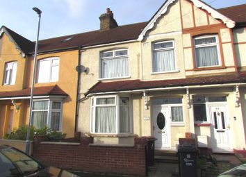 Thumbnail 3 bedroom terraced house to rent in Morden Road, Chadwell Heath, Romford