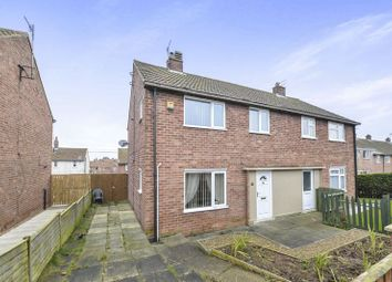 Thumbnail 3 bed semi-detached house for sale in Northwold Road, Eastfield, Scarborough
