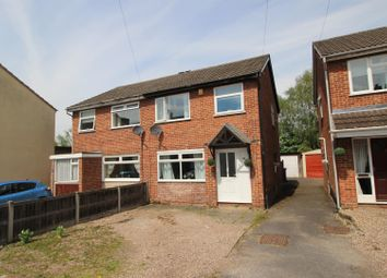 3 bed semi-detached house for sale in Long Street, Stapenhill, Burton-On-Trent DE15
