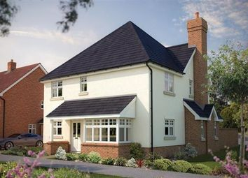 Thumbnail 4 bed detached house for sale in Burfield Grange, Park Road, Halisham, East Sussex