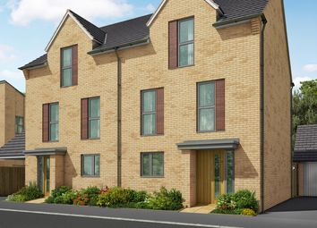 "Thumbnail 3 bed semi-detached house for sale in ""The Foxton 2"" at Heron Road, Northstowe, Cambridge"