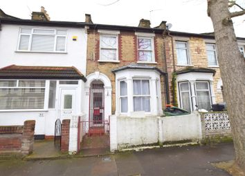 Thumbnail 3 bed terraced house for sale in Meath Road, London