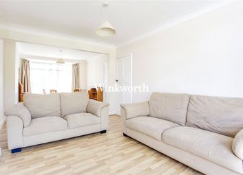 Thumbnail 3 bed semi-detached house to rent in The Vale, Golders Green, London