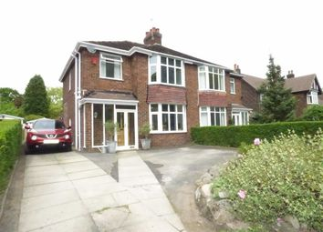 Thumbnail 3 bedroom semi-detached house for sale in Lawton Road, Alsager, Stoke-On-Trent