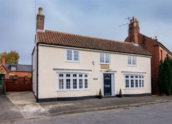Thumbnail 4 bed cottage for sale in Main Road, Wigtoft, Boston