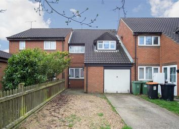 Thumbnail 3 bed terraced house for sale in New Woodfield Green, Dunstable, Bedfordshire