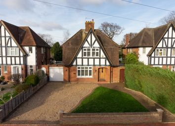 Thumbnail 4 bed detached house to rent in Cranbrook Drive, Esher
