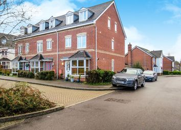 Thumbnail 4 bed town house for sale in Blunt Road, Beggarwood, Basingstoke