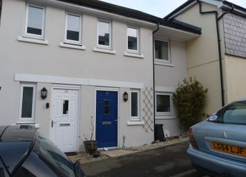 Thumbnail 3 bed terraced house to rent in Jago Close, Liskeard
