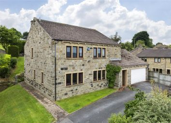 Thumbnail 5 bed detached house for sale in Spring Farm Mews, Wilsden