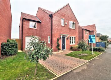 Thumbnail 4 bed detached house for sale in Balmoral Drive, Grantham
