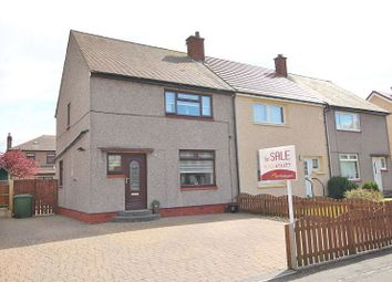 Thumbnail 3 bed terraced house for sale in Gerald Terrace, Stenhousemuir, Larbert