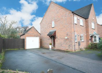 Thumbnail 2 bed semi-detached house for sale in Tythe Barn Lane, Dickens Heath, Shirley, Solihull