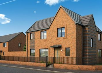 "Thumbnail 3 bed property for sale in ""The Hebden At Connell Gardens Phase 2"" at Hyde Road, Manchester"