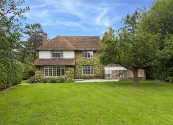Thumbnail 3 bed detached house to rent in Oxshott Way, Cobham, Surrey
