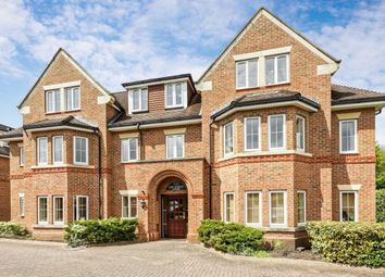 Thumbnail 2 bed flat for sale in Church Crookham, Fleet, Hampshire