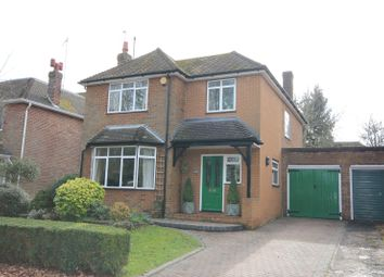 Thumbnail 4 bed detached house for sale in Luton Road, Harpenden, Hertfordshire