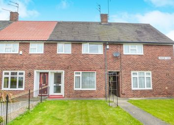 Thumbnail 3 bed terraced house for sale in Stratton Close, Hull