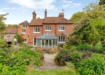Thumbnail 6 bed detached house for sale in Mill Lane, Shalbourne, Marlborough, Wiltshire