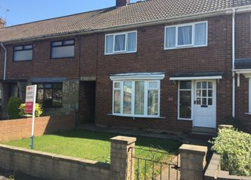 Thumbnail 3 bed terraced house for sale in Hungerhills Drive, Bilton, Hull
