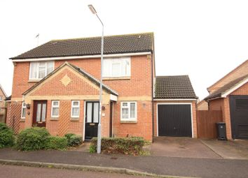 Thumbnail 2 bed semi-detached house for sale in Tickenhall Drive, Church Langley, Harlow