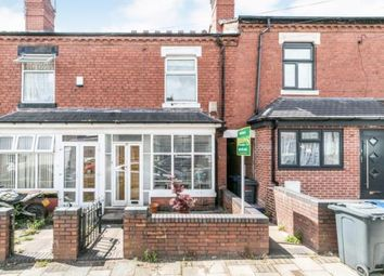 2 bed terraced house for sale in Westminster Road, Selly Oak, Birmingham, West Midlands B29