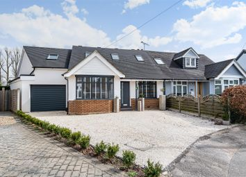 Thumbnail 4 bed semi-detached house for sale in North Close, Chiswell Green, St. Albans