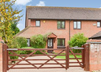 Thumbnail 2 bed semi-detached house for sale in Olde Bell Lane, Loughton, Milton Keynes