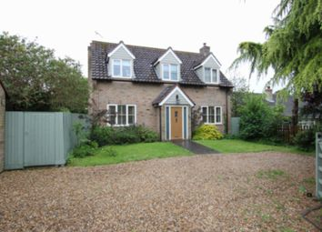Thumbnail 4 bedroom detached house to rent in Hythe Lane, Burwell