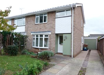 Thumbnail 3 bed semi-detached house for sale in Ravenswood Crest, Stafford