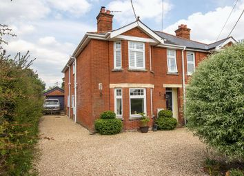 3 bed semi-detached house for sale in Jacobs Gutter Lane, Totton, Southampton SO40