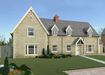 Thumbnail 5 bed detached house for sale in Stone House, Bow Farm, Stanford In The Vale