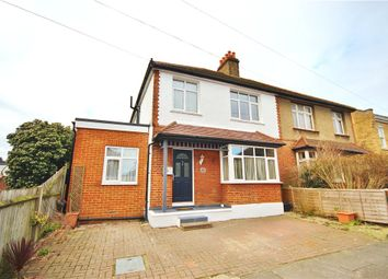 Thumbnail 3 bed semi-detached house for sale in Prospect Crescent, Whitton