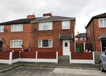 Thumbnail 3 bedroom semi-detached house for sale in Whitsbury Avenue, Gorton, Manchester